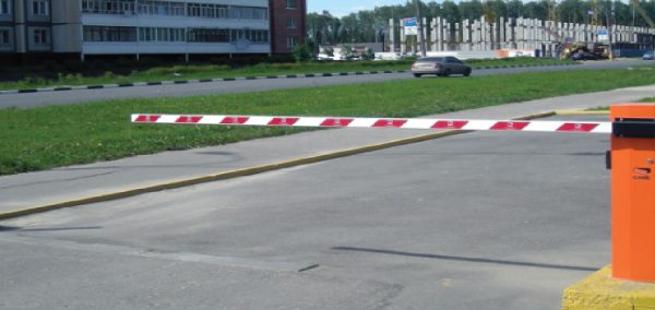 Came-Parking-BArrier